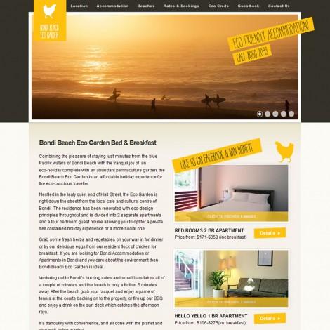 bondi eco garden | guest house